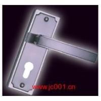 东亚锁业—小号铁面板执手锁