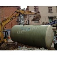 广西贵港HFRP玻璃钢化粪池规格型号