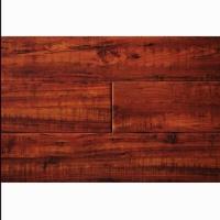 鸿基品悟木地板-强化地板手工大圆弧亮光面系列