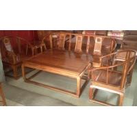 皇宫椅沙发六件套 明清仿古圈椅王价格 厂家批发供应