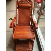 花梨木摇椅休闲椅价格 红木躺椅厂家 河北红木家具厂家