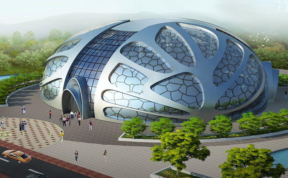特色性建筑设计/地标建筑设计公司