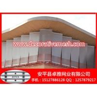 综合商业体幕墙装饰金属丝网材料