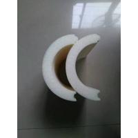 ppr保温管壳pvc管壳直埋管瓦壳两片式聚氨脂保温管壳