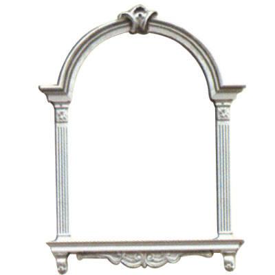 水泥制品古典罗马柱,欧式窗套