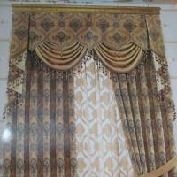 红魔方-布艺窗帘