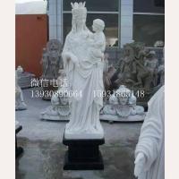 室内西方人石雕 汉白玉石雕西方美女雕塑