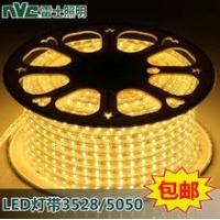 郑州雷士总经销商低价供应商业照明5050 3528灯带