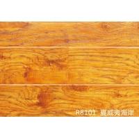 尊象木地板-3D大圆弧同步纹封蜡系列