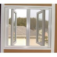 平开窗、固定窗、上悬窗、下悬窗、百叶窗、推拉窗