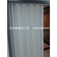 天津pvc折叠门,家用豪华折叠门