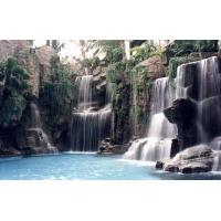 GRC假山及水景