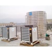 成都工厂学校专用商用空气源热水器安装