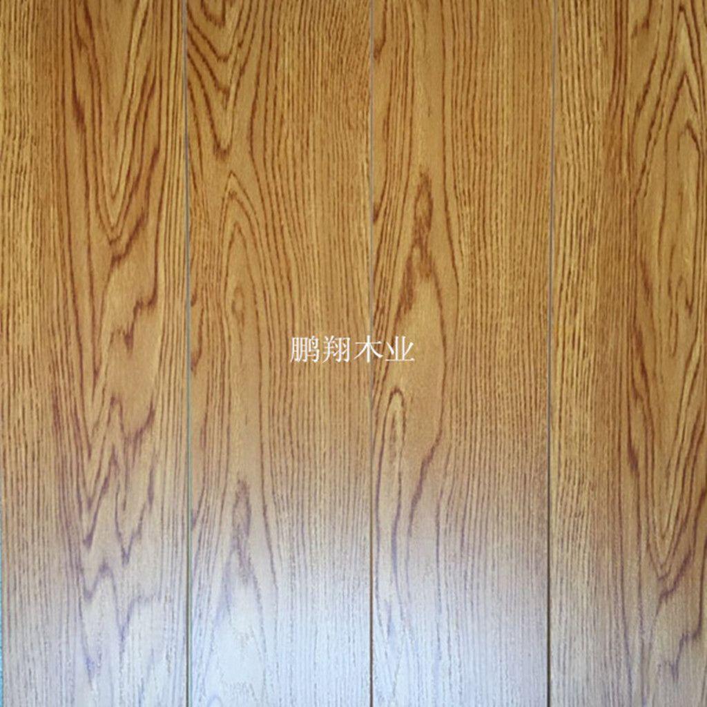 供应鹏翔多层实木地板红橡