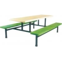 厂家供应餐桌、食堂餐桌椅、玻璃钢餐桌、不锈钢餐桌