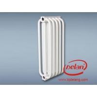 德朗钢制弯管三柱散热器GZW3-600-1.0