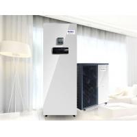 伊蕾科斯家用空气能采暖系统 比传统空气能节能30%以上