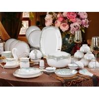 景德镇70头陶瓷餐具