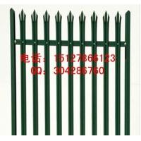 福建省福州市进出口尖桩栅栏W型欧式尖桩护栏