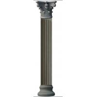 砂岩雕塑,罗马柱龙柱