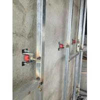 墙体卡布龙骨安装施工隔音吸音安装坤耐