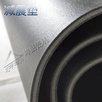 坤耐重庆5mm地面隔音橡胶减震垫音响跑步机架子鼓酒店钢琴房