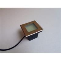 4W方形LED地埋灯