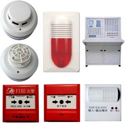 消防火灾报警设备产品图片