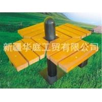 新疆公园椅/新疆公园椅抗紫外线耐用/华庭休闲椅质量可靠