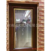 河南郑州中空百叶玻璃 郑州内置中空玻璃百叶窗
