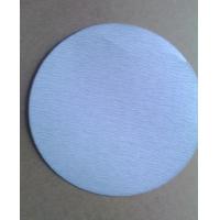 不干胶圆盘砂纸防尘防堵家具打磨、汽车抛光专用