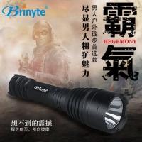 专业强光狩猎手电筒 Brinyte B58U超级远射电筒专用