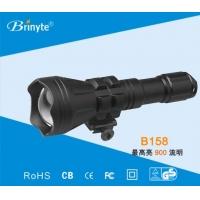 Brinyte B158强光调焦手电筒-防水狩猎手电筒