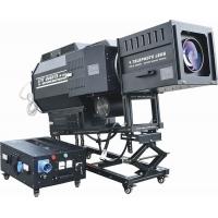 C智能W155投影机-墙体大功率投影亮化设备 山体楼体投影