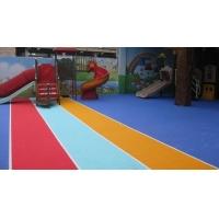 幼儿园地板 卡通拼图幼儿园地板