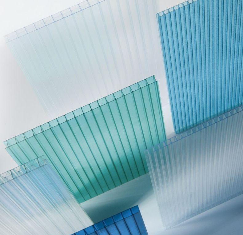 溫室大棚陽光板雨棚耐力板