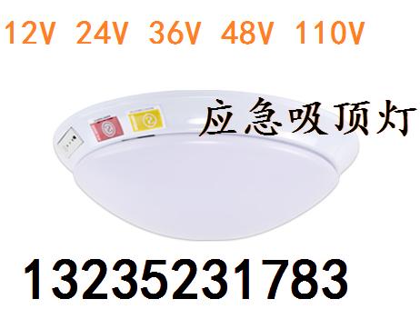 直流 交流 24V 36V 48V110V消防灯 应急灯 吸