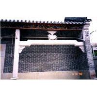 宜安木防腐木材 - 古建筑保护