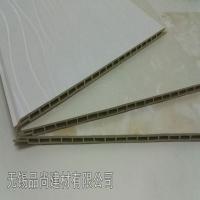 江苏竹木纤维集成墙面厂家品牌,集成墙板价位