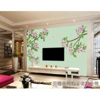 南京定制3D背景墙,集成墙面电视背景墙