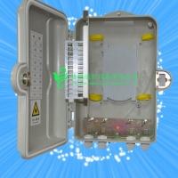 电信级24芯壁挂式光纤分线箱