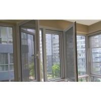 断桥铝门窗 封阳台 阳光房 纱窗