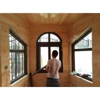 60断桥铝合金窗户 隔音隔热断桥铝门窗