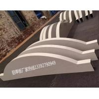 外墙弧形铝方通 造型铝方通