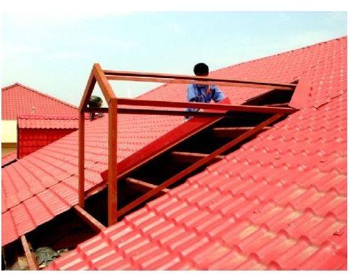轻质屋面瓦 别墅屋顶琉璃瓦