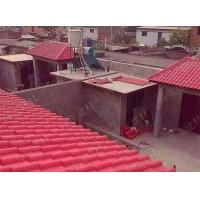 新型屋面瓦材料秸秆瓦3mm