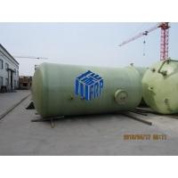 玻璃钢硫酸罐强度大质量轻,耐高压-瑞川