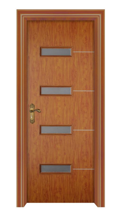 楠桦厂家供应防水色彩丰富新型环保木塑门