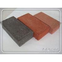 复合透水砖的抗压强度和弹性模量