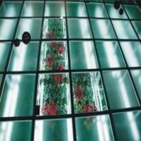 广州防滑玻璃地板